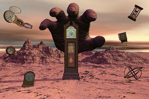 Time on Mars