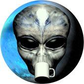 The Alien TeaBag