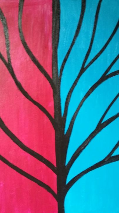 Arbres - Courtney Arts