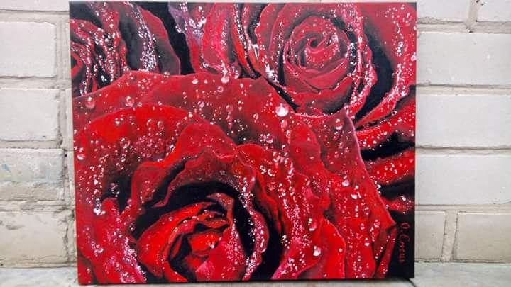 Roses - Oxana Yemets