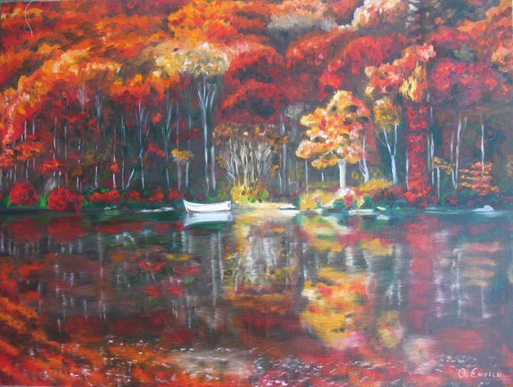 Autumn - Oxana Yemets