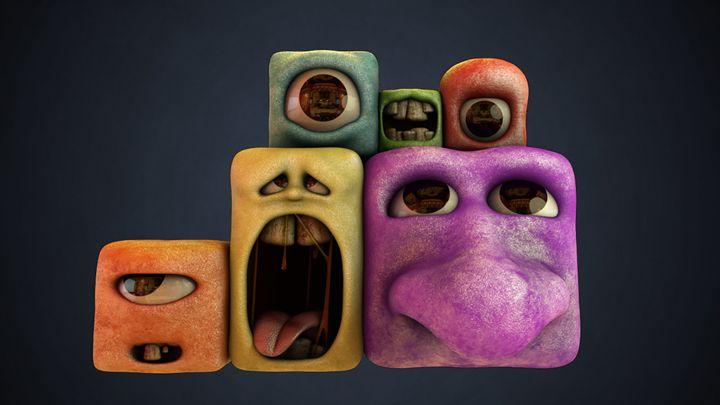 Emotional Building Blocks - Dieter Coetzee