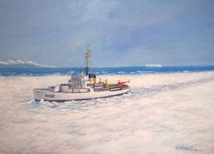 U. S. Coast Guard Cutter Northwind
