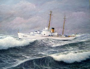 U.S.Coast Guard Cutter Taney
