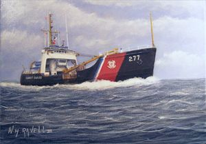 Coast Buoy Tender