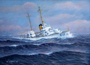 U. S. Coast Guard Cutter Owasco