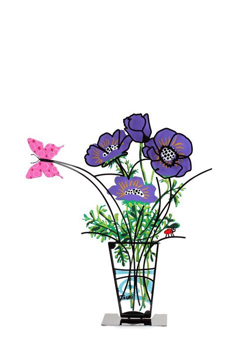 Anemone Flower Vase by Tzuki - Tzuki Design