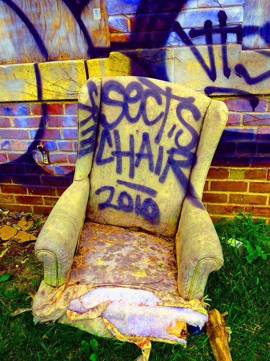 the throne - Nuclear Jupiter Photography