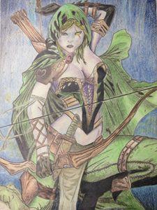 Female Robin Hood