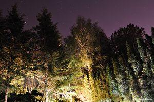 Night Sky North West