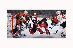 Flyers vs. Devils - ARTMARK