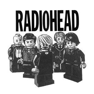 LEGO RADIOHEAD - ARTMARK