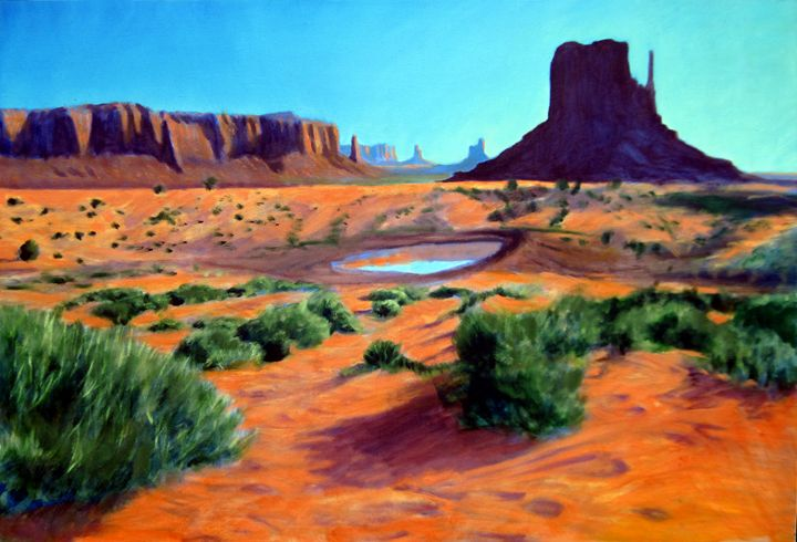 Monument Valley - David Zimmerman Fine Art