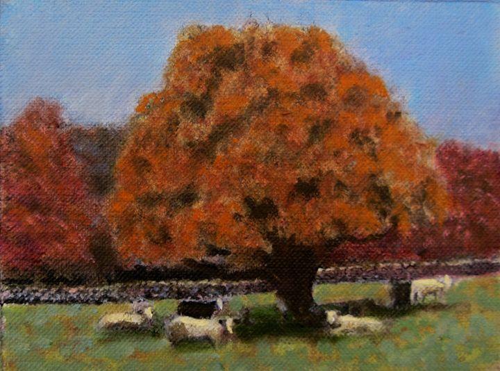 Autumnal Equinox - David Zimmerman Fine Art