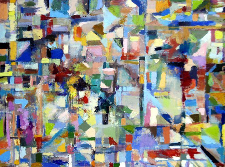Idlewild - David Zimmerman Fine Art