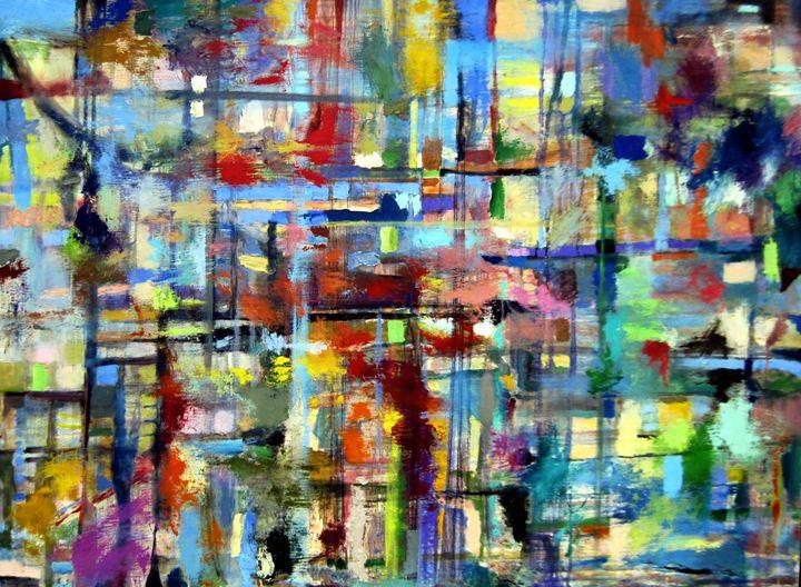 In The Mood - David Zimmerman Fine Art