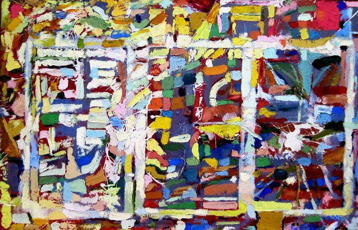 Mood Indigo - David Zimmerman Fine Art