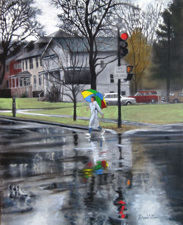 Perfect Sleeping Weather - David Zimmerman Fine Art