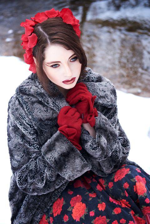 Winter Faun 3 - Summer Henwood
