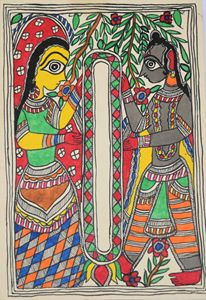 ART059-Jaimaal-Ceremony-of-Shri-Ram-
