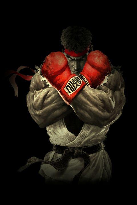 Street Fighter - David Dehner