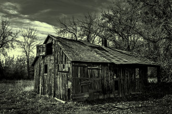 The Adirondack Mountain Region Barn - David Dehner