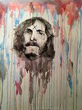 18x24 watercolor