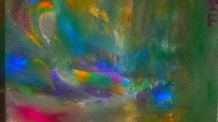 Shangrila - Marilyn St-Pierre Artwork