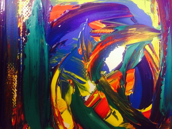 Colors Of our World - Marilyn St-Pierre Artwork