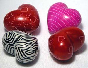 soapstone mini hearts