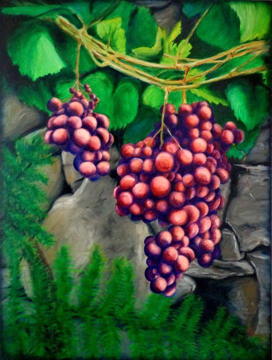 grapes - rogerioarte