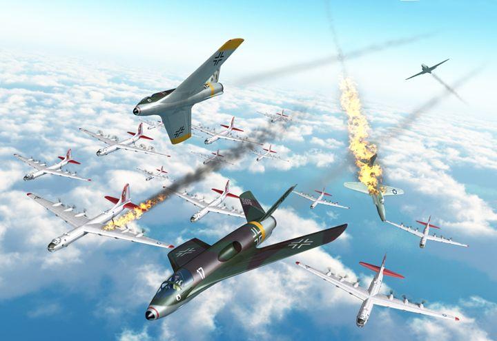 Optimum Solution Jet Fighter - Mario Merino