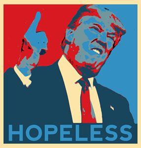 Trump Hopeless