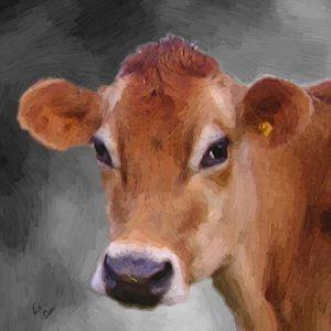Cow Sweet Heart