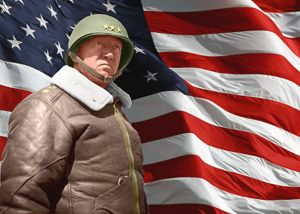 Gen George Patton Old Blood and Guts