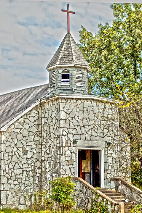 Stone Church - Persinger Creations