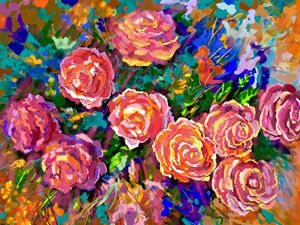 Rose Impression 4710