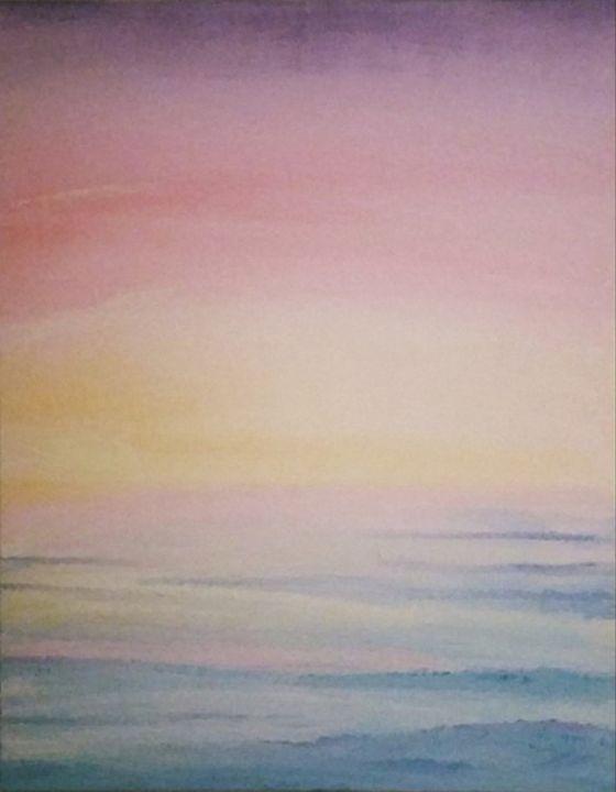 Morning sunrise - Chris Terry Artwork