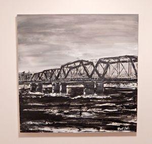 Bridge over the Hudson