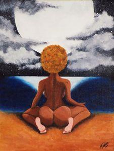 Full Moon Ritual by: Macolm Hamer