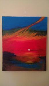 Sunset burst1