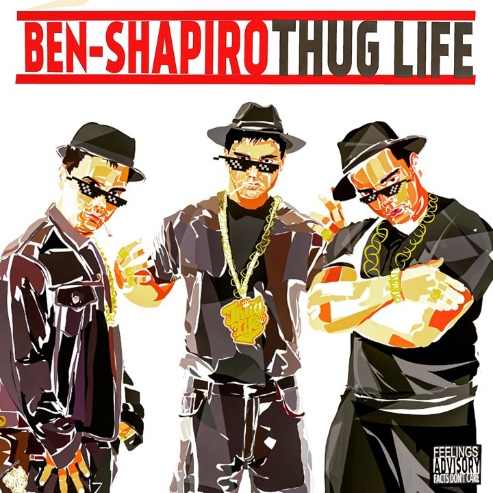 Ben Shapiro Thug Life #11 - Ben Shapiro Thug Life