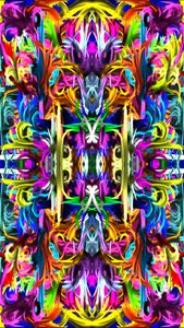 Flower Garden Abstractified