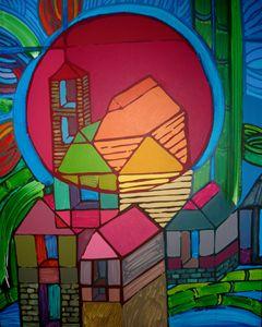 Urbanization to the Loretana
