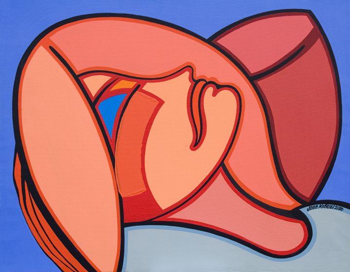 Mairim dreams in being mother - Jose Miguel Perez Hernandez