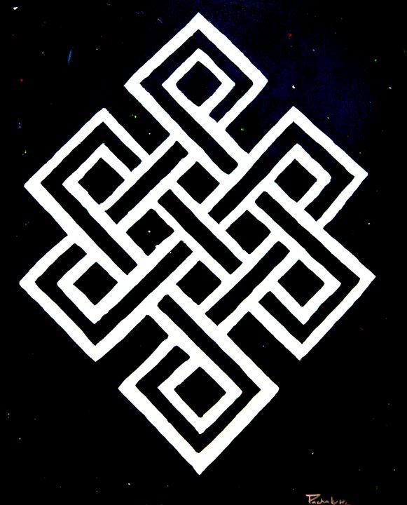 Cosmic Knot - Digital, Analog, and Photographic Art.