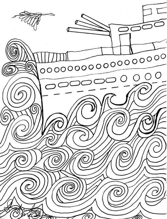 Battleship - Shoshanah's Art