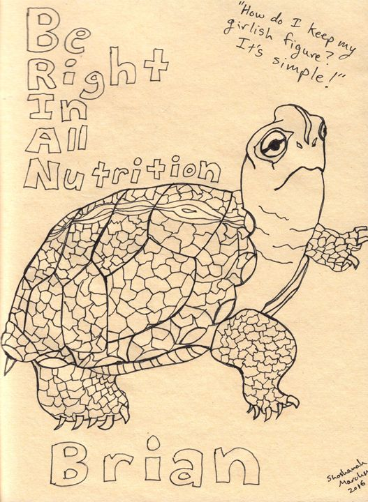 Brian - Shoshanah's Art