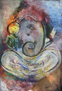 The Colorful Ganesha