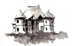 Radak-Pekry Castle, Ozd